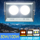 50W/100W Outdoor Lighting Waterproof Spotlight Garden Flood Light Floodlights