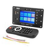 bluetooth 5.0 MP3-lyddekoder Musikafspiller USB TF FM-radio DH Digital afkodningsmodul DIY lyd Hjem Højttalerforstærker