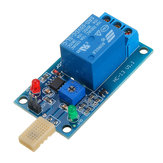 Humidity Sensitive Switch Module Humidity Relay Controller 05VDC SL Moduele