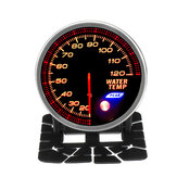 2'' 52mm 20-120°C Water Temp Temperature Gauge Meter LED Diaplay