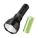 Astrolux FT03 SST40-W 2400lm 875m NarsilM v1.3 USB-C Rechargeable Flashlight + 1Pcs HLY 26650 5000mAh 3.7V 3C Power Battery