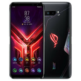 ASUS ROG Phone 3 ZS661KS Classic Edition Global Rom 6,59 pollici FHD + 144Hz Frequenza di aggiornamento NFC Android 10 6000 mAh 12 GB 128 GB Snapdragon 865 Plus 5G Gaming Smartphone