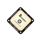 Matek Systems GNSS M9N-CAN GNSS Ublox NEO-M9N Compass QMC5883L UAVCAN GPS Module Support GLONASS Galileo Beidou for FPV RC Racing Drone