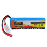 ZOP Power 7.4V 3000mah 10C Lipo Battery For Frsky Taranis X9D Plus Transmitter
