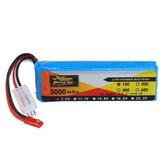 ZOP Power 7.4V 3000mah 10C Batterie Lipo pour Frsky Taranis X9D Plus Transmetteur
