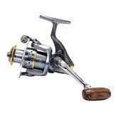 Girar carrete de la pesca del metal de pesca teb200 11 del eje 2000