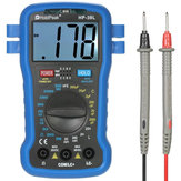 HoldPeak HP-39L Backlight LCD Digitale LCR-meter Weerstand Capaciteit Inductantie Tester Transistor hFE Tester met Polsband