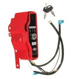 Ignition Switch Control Box with 2 Keys for Honda GX390 13HP GX340 11HP