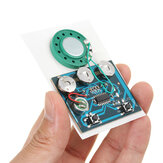Programmable Music Board For Greeting Card DIY Gifts 30secs 30S Key Control Sound Voice Audio Recordable Recorder Module