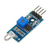 10pcs 4Pin Photodiode Sensor Módulo Medidor Módulo Controlador