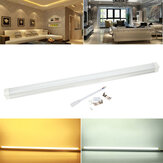 T8 60CM 9W White Warm White LED Rígido Strip Tube Light AC 165-265V