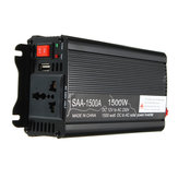 1500W DC 12V To AC 220V Solar Power Inverter Modified Sine Wave Converter