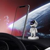 Bakeey Evrensel Güçlü Manyetik Araba Telefon Tutucu Standı Astronot Manyetik GPS Cep Telefonu Braketi Araba İç Aksesuar Samsung Galaxy Note 20 Ultra İçin iPhone 12 İçin Tüm SmartPhone