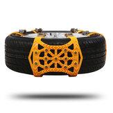 Cadenas antideslizantes de nieve universales para neumáticos Coche Camión SUV ORV Emergencia Invierno