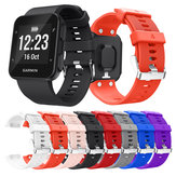 Replacement Silicone Waterproof Quick Fit Watch Strap Wristband for Garmin Forerunner 35