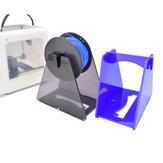 Easythreed® Blue/Grey/Orange Acrylic Assembly Bracket 3D Printer Filament Holder