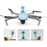STARTRC Złącze zasilania z akumulatora Zasilacz wydłuża czas lotu dla drona DJI Mavic Air 2 RC