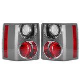 Feu de freinage arrière gauche / droit pour voiture Lampe de frein blanche + rouge pour Range Rover Vogue L322 2002-2009