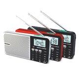 TecsunA5ワイヤレスブルートゥーススピーカーオールドマンカードラジオ録音FM放送半導体ジュークボックス小型ステレオ