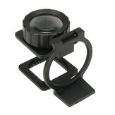20X Foldable Magnifier Loupe Folding Magnifying Glass
