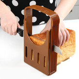 Bread Cut Loaf Toast Slicer Cutter Slicing Guide Baking Bread Splitter Toast Slicing Tool For Home Baking