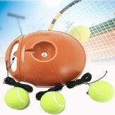 シングルステニストレーナーリバウンドボール自習トレーニングスポーツフィットネス3ボール