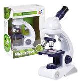 80X 200X 450X High-definition microscoopvergrotingsset Biologische wetenschap Educatief speelgoed voor kinderen Geschenk