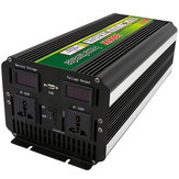 BELTTT 3000W MAX6000W Peak 12V/24V to 220V Modified Sine Wave Power Inverter for Solar/Wind with LCD Display
