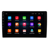10 İnç Android 8 2DIN Araba Stereo Quad Core Dokunmatik Radyo WIFI GPS Nav Video MP5 Çalar