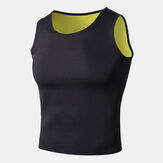 Body Shaper der Männer, der Trainer Hot Sweat Vest abnimmt