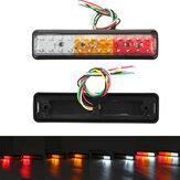 12V 24V 10V-30V 24 LED Tail Lights Stop Reverse Turning Indicator For Ute Trailer Caravan Truck Boat