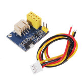 3Pcs Geekcreit® ESP8266 ESP-01 ESP-01S WS2812 RGB LED Lamp Module Support for IDE Programming