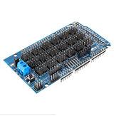 Плата расширения MEGA Датчик Shield V2.0 для ATMEGA 2560 R3 Geekcreit для Arduino - продукты, которые работают с официальными платами Arduino