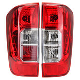 Car Rear Tail Light Red with No Bulb Left/Right for Nissan Navara NP300 D23 2015-2019