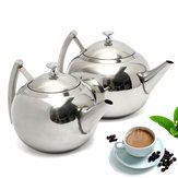 1500ml / 2000ml théière en acier inoxydable cafetière pot