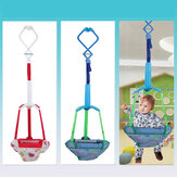 Adjustable Children's Swing Bouncer Kit Home Infant Baby Parent-child Baby Door Jumper Toys