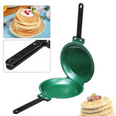 7.5PolliciFlipDoubleSideCeramic Padella Non bastone Round Torte Pancake Toast Egg