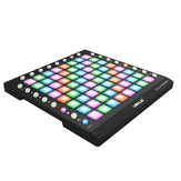 WORLDE ORCA PAD64 Tragbarer MIDI-Controller 64 Drum-Pads mit USB-Kabel