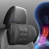 وسادة مسند الرأس بمقعد السيارة وسادة قطنية وسادة رغوة الذاكرة للرأس / وسادة الخصر