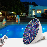 AC12V/220V 45W E27 468LED RGBW Underwater Swimming Pool Light IP68 PAR38 Remote Control Fountain Lamp
