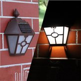Zonne-energie Wall Light Mount LED Landscape Fence Yard Tuinpad Lamp Outdoor