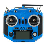 Original Frsky Taranis Q X7S Radio Transmitter Parts Carbon Fiber Silicone Case Cover Shell