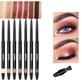 Multifuncional Delineador Pen Lip Liner Eye Shadow Pen