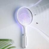 UV Işık Sivrisinek Sineklik Şarj Edilebilir El Elektrikli Sivrisinek Katili Böcek Fly Duvara monte Sivrisinek Pervane