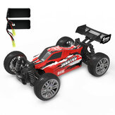 Bonzai 141600 1/14 Racing RC Car 2.4G 4WD 4CH High Speed 40km/h All Terrain Full Proportional RTR RC Vehicle Model Off Road Car For Teens Adults Two Batteries