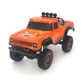 SG 1802 1/18 2.4G 4WD RTR Rock Crawler Truck RC Car Vehicles Model Off-Road Climbing Children Toys