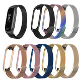 Bakeey Full Steel Milan Colorful Watch Band for Xiaomi Mi Band 3 Smart Watch Non-original