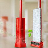 Vadrouille plate domestique Filtration automatique Vadrouilles lavables mains libres Outil de nettoyage domestique pour plancher de poussière