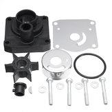 Water Pump Impeller Repair Kit 61N-W0078-11-00 For Yamaha 25hp Outboards