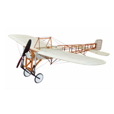 Bleriot XI 420mm Apertura alare di legno RC Airplane Aircraft ala fissa KIT / KIT + Power Combo